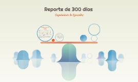 Reporte de 300 días