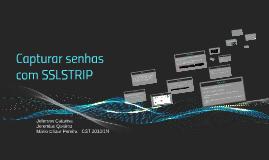Capturar senhas com SSLSTRIP