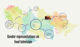 Gender representations on food television
