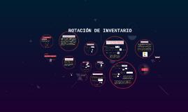 Copy of ROTACIÓN DE INVENTARIO