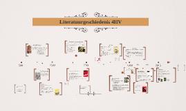 Literatuurgeschiedenis 4HV