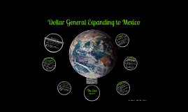 Dollar General Expanding to Mexico