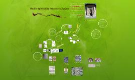 Muslim Spirituality & Geometric Designs