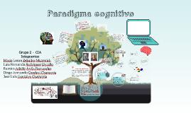 Copy of Paradigma cognitivo
