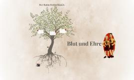 Tysk Blut und Ehre fremlæggelse