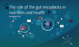Copy of The role of the gut microbiota