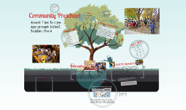 Preschool Website