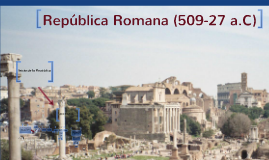 Copy of Republica Romana (509- 27 a.C)