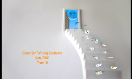 Copy of Center for Writing Excellence