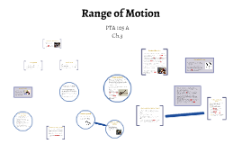 Lecture 3: Range of Motion