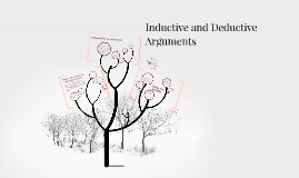 Inductive vs Deductive Arguments
