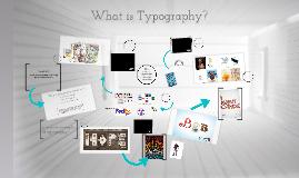 Typography & Graphic Arts WK1