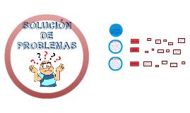 SOLUCIÓN DE PROBLEMAS primaria