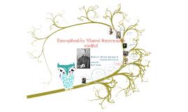 Recopilación visual Benvenuto Cellini