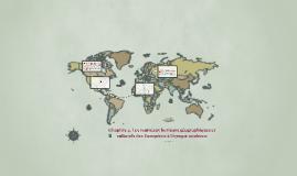 2nde - H4 - Les nouveaux horizons géographiques et culturels