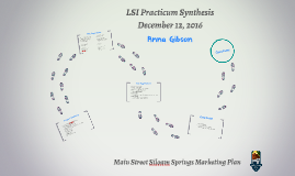 LSI Practicum Synthesis: