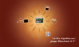 La Gira Argentina 2017