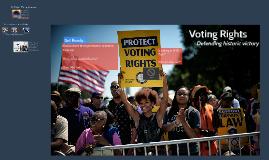 Suffrage in America