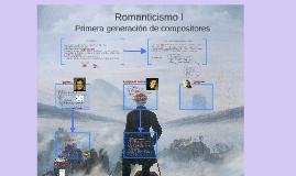 Romanticismo I