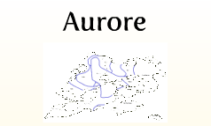 carte d'aurore