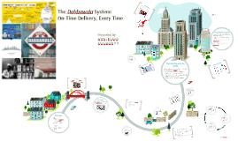 The Dabbawala System: