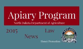Apiary Program