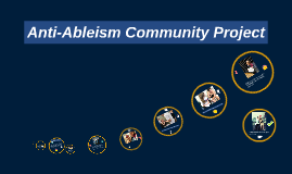 Anti-Ableism Community Project