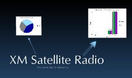 XM Sirius Radio