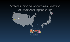 Finished Ganguro Presentation