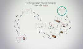 Alternative Equine Therapies