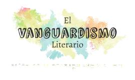 Copy of Vanguardismo