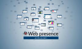 Web presence