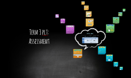 Term 3 PLT Assessment
