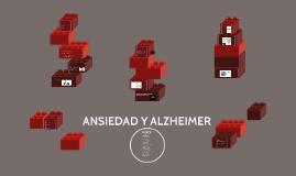 ANSIEDAD Y ALZHEIMER