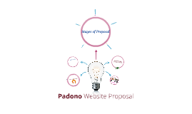 Padono Website Proposal