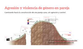 Agresión y violencia de género en pareja