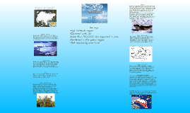 Ice Caps Biome Project