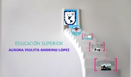 AURORA VIOLETA ANDRINO LÓPEZ