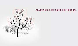 MARIA EVA DUARTE