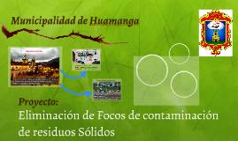 Municipalidad de Huamanga