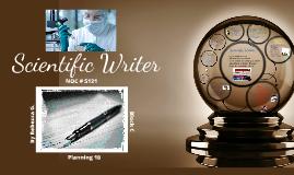 Scientific Writer