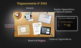 Trigonometría 4º ESO