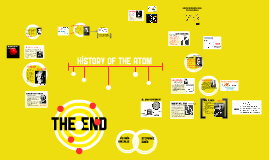 Copy of The History of the Atom