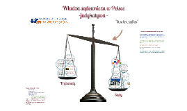 Władza sądownicza w Polsce