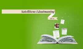 Satellitens Läsutmaning