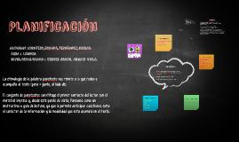 Copy of Planificación