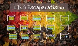 U.D. 8  Escaparatismo