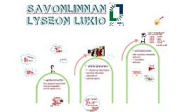 Savonlinnan Lyseon lukio
