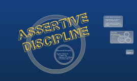 Copy of Assertive Development