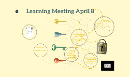 Learning Meeting April 8